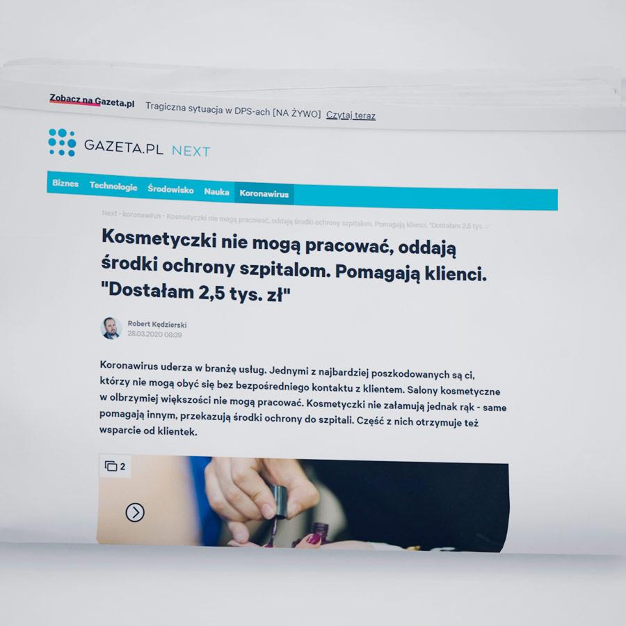 Artykuł – Gazeta.pl Next